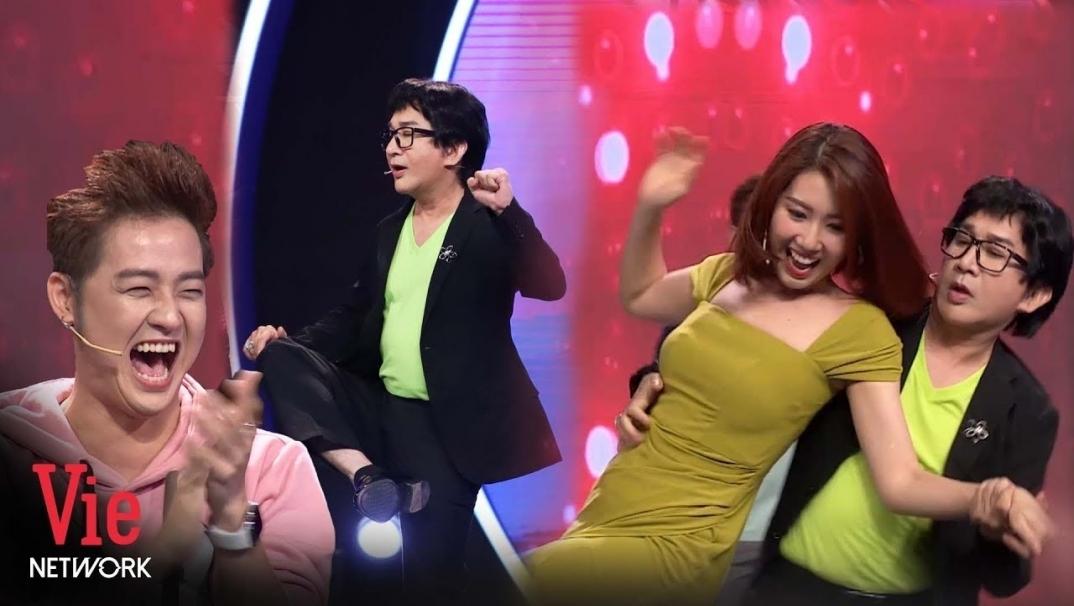 Kim Tử Long Với Màn Khiêu Vũ Dance Sport Kết Hợp Cải Lương Đậm Chất Tấu Hài
